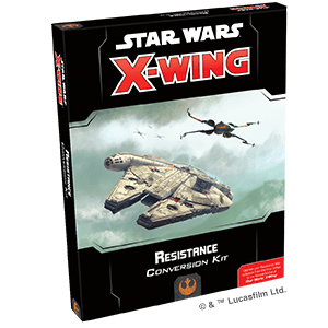 Star Wars X-wing Second Edition Resistance Conversion Kit 1EXQ7VZ1YDDCY