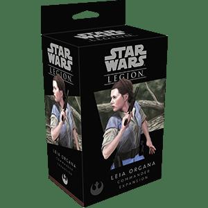 Star Wars Legion Leia