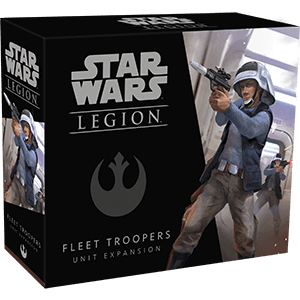 Star Wars Legion: Fleet Troopers AHHSDCENB39RJ