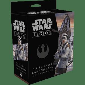 Star Wars Legion 1.4 Laser Cannon Team