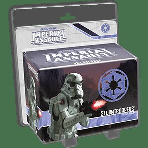 Star Wars Imperial Assault Stormtroopers Q0SCQZDK2EAK0