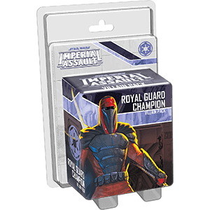 Star Wars Imperial Assault Royal Guard F2MR4PBBDPVJE