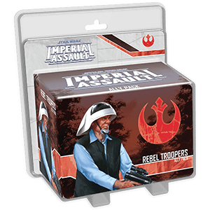 Star Wars Imperial Assault Rebel Troopers