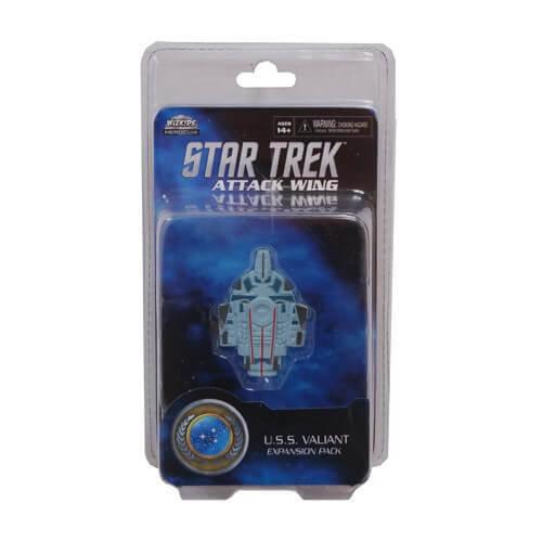 Star Trek Attack Wing: USS Valiant