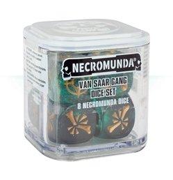 Necromunda: Van Saar Dice Set