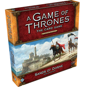 A Game of Thrones the Card Game: Sands of Dorne