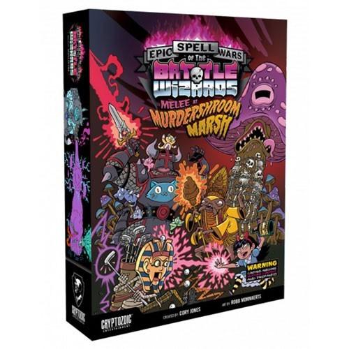 Epic Spell Wars Of The Battle Wizards Melee At Murdershroom Marsh BB6BVHGWD4J1P