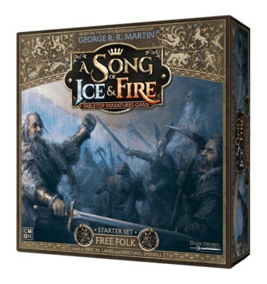 A Song Of Ice And Fire Freefolk Starter