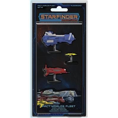 Starfinder Pact Worlds Fleet Set 1