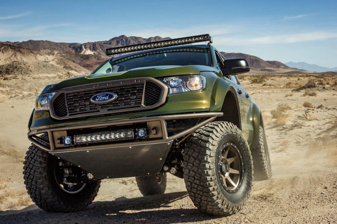 """2019-UP RANGER 4WD (0-1.5"""") REAR 2.0 VS NR"""