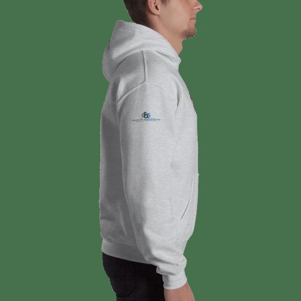 P&S Logo Hooded Sweatshirt 00000