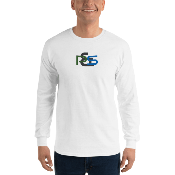 P&S Logo Long Sleeve T-Shirt 00007
