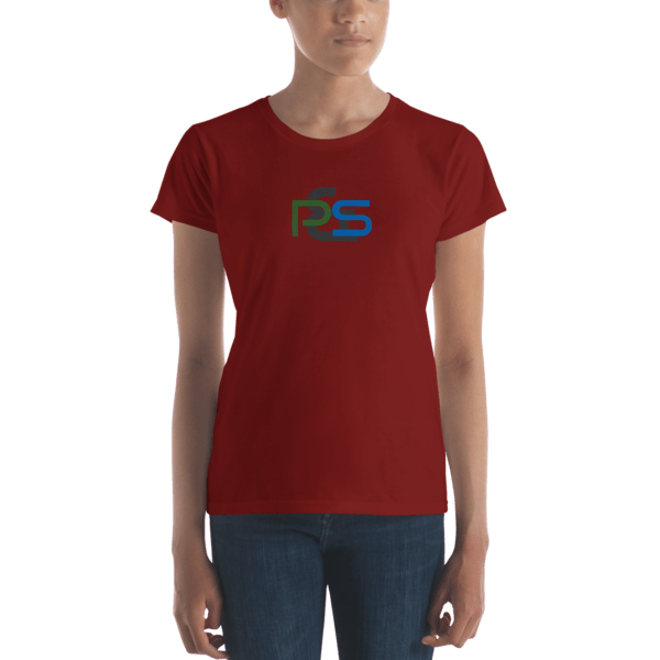 P&S Logo Women's short sleeve t-shirt