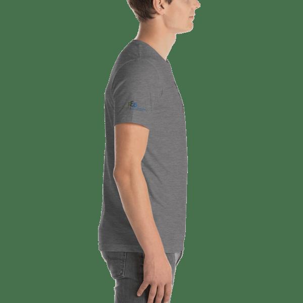 Less Than Optimal Short-Sleeve Unisex T-Shirt