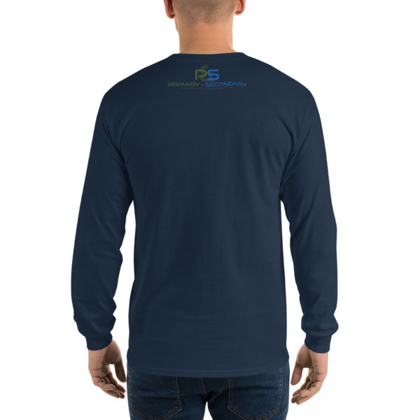 8-Bit Roland Long Sleeve T-Shirt