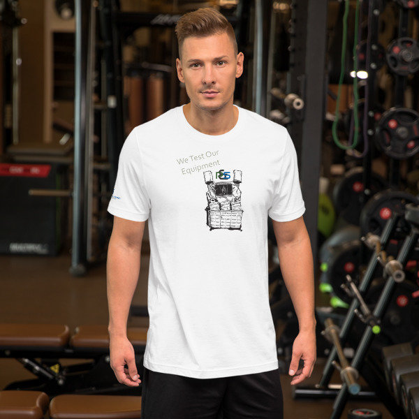 P&S Equipment Short-Sleeve Unisex T-Shirt