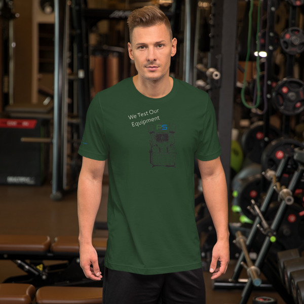 P&S Equipment Short-Sleeve Unisex T-Shirt