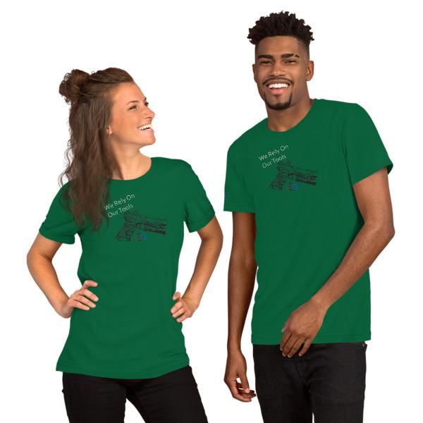 P&S Tools Short-Sleeve Unisex T-Shirt
