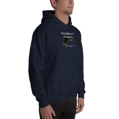 8-Bit Roland Hooded Sweatshirt
