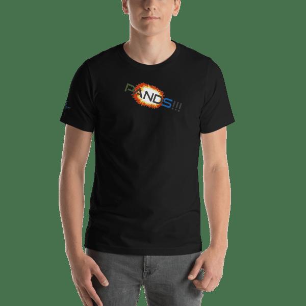 PANDS!!! Short-Sleeve Unisex T-Shirt 00024