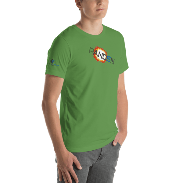 PANDS!!! Short-Sleeve Unisex T-Shirt