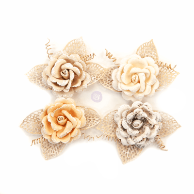 Sand Dunes - Pretty Pale Flowers - Prima