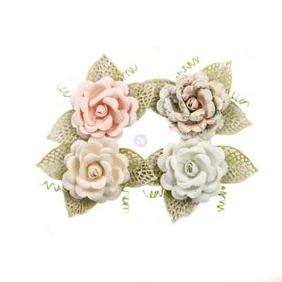 Untold Stories - Poetic Rose Flowers - Prima