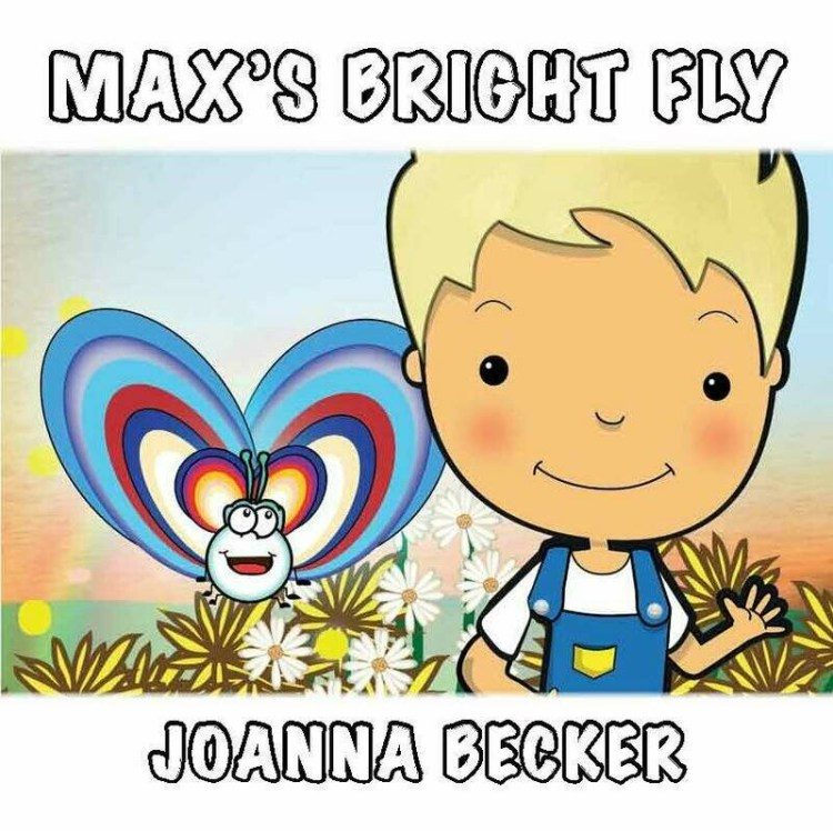 Max's Bright Fly Children's Book Pack