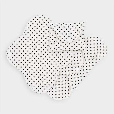 Washable panty liners - pack of 3 - dots