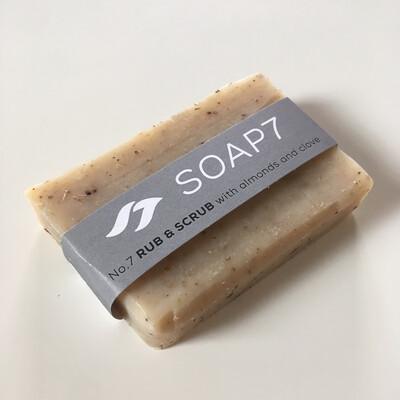 Naked Soap - Rub & Scrub