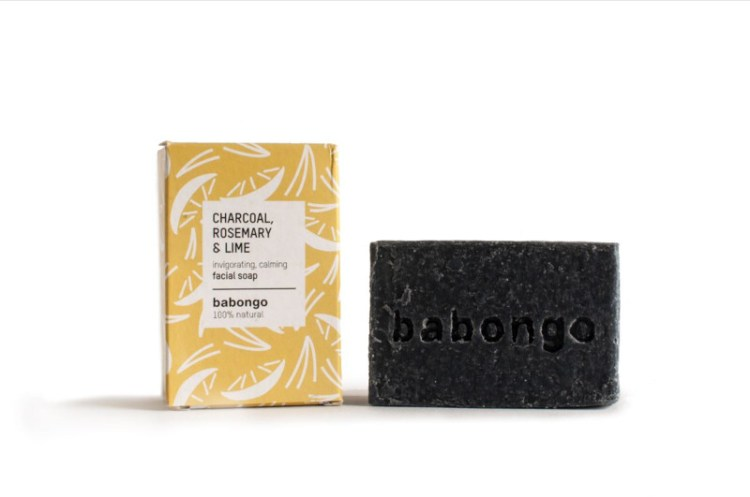 Facial Soap - Charcoal, Rosemary & Lime