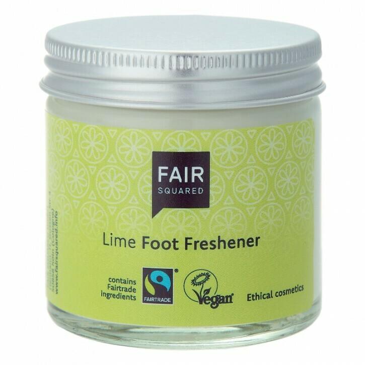 Foot Freshener - Lime - Zero Waste - 50ml