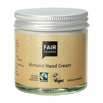 Hand Cream - Almond - Zero Waste - 50ml