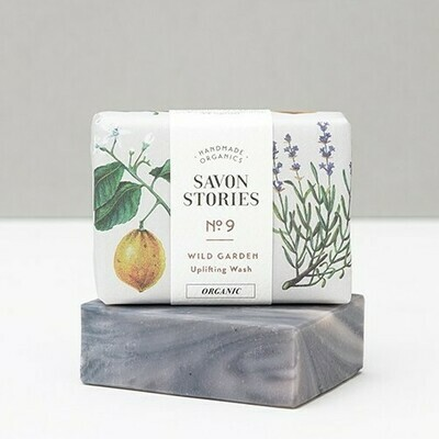 Soap Bar n°9 - Alkanet Wild Garden - Body