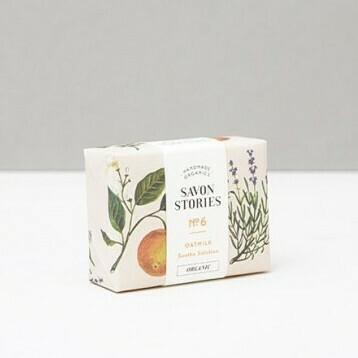 Soap Bar n°6 - Soothe Solution - Oatmilk - Body