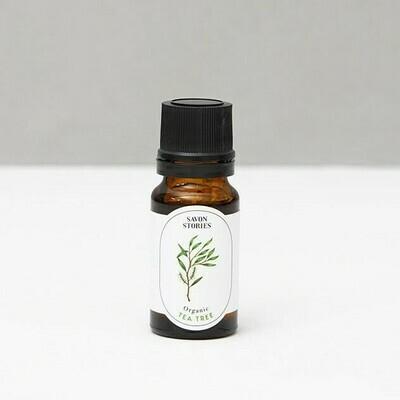 Tea Tree - Organic Essential Oil - 10ml