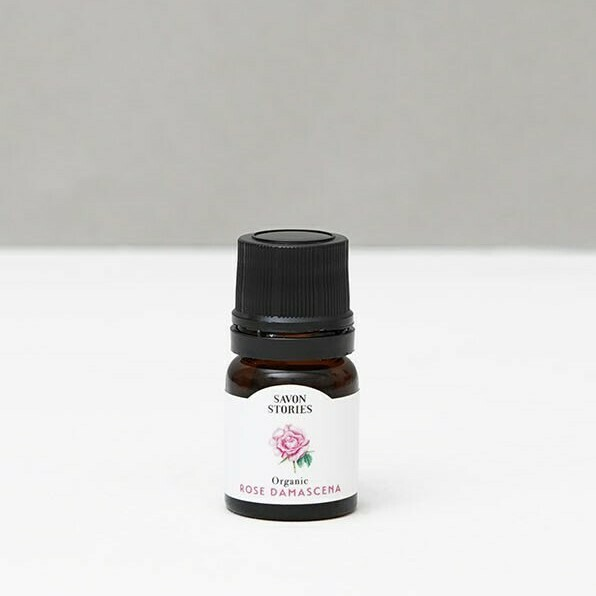 Rose Damascena - Organic Essential Oil - 3ml