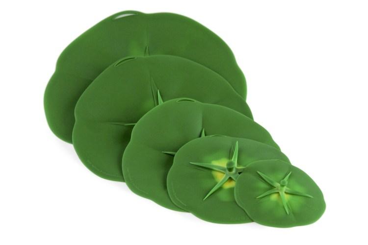 Silicone lid - Tomato Green