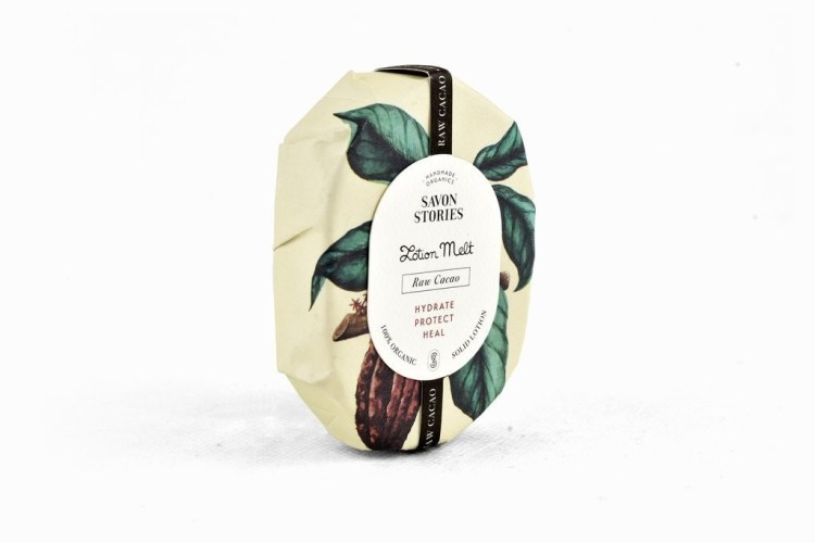 Lotion Melt - Raw Cacao - Face & Body