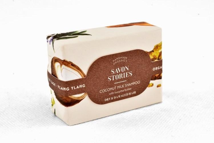 Coconut Milk Shampoo - droog en beschadigd haar