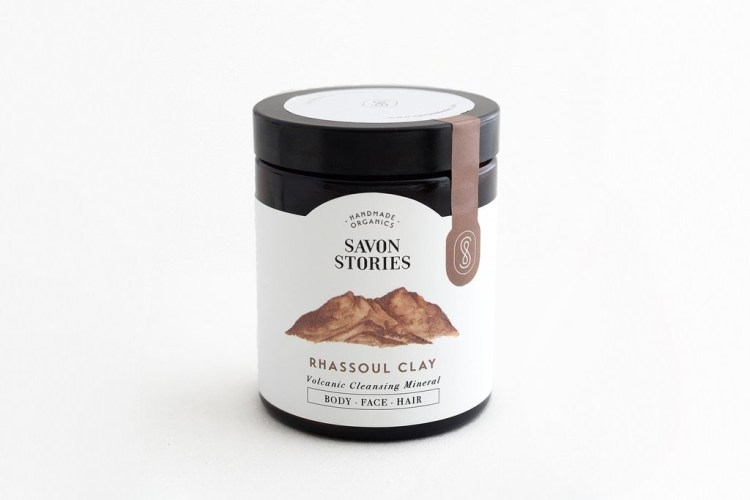 Rhassoul Clay - For Body, Hair & Face