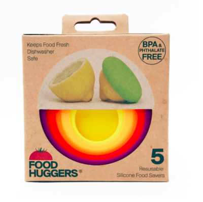 Foodhuggers - Set of Five - Autumn Harvest