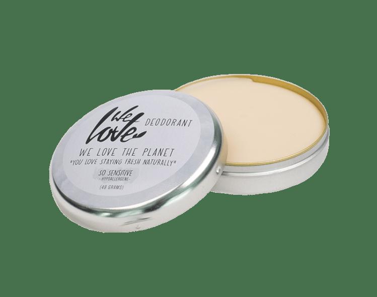 Natural Deodorant - So Sensitive