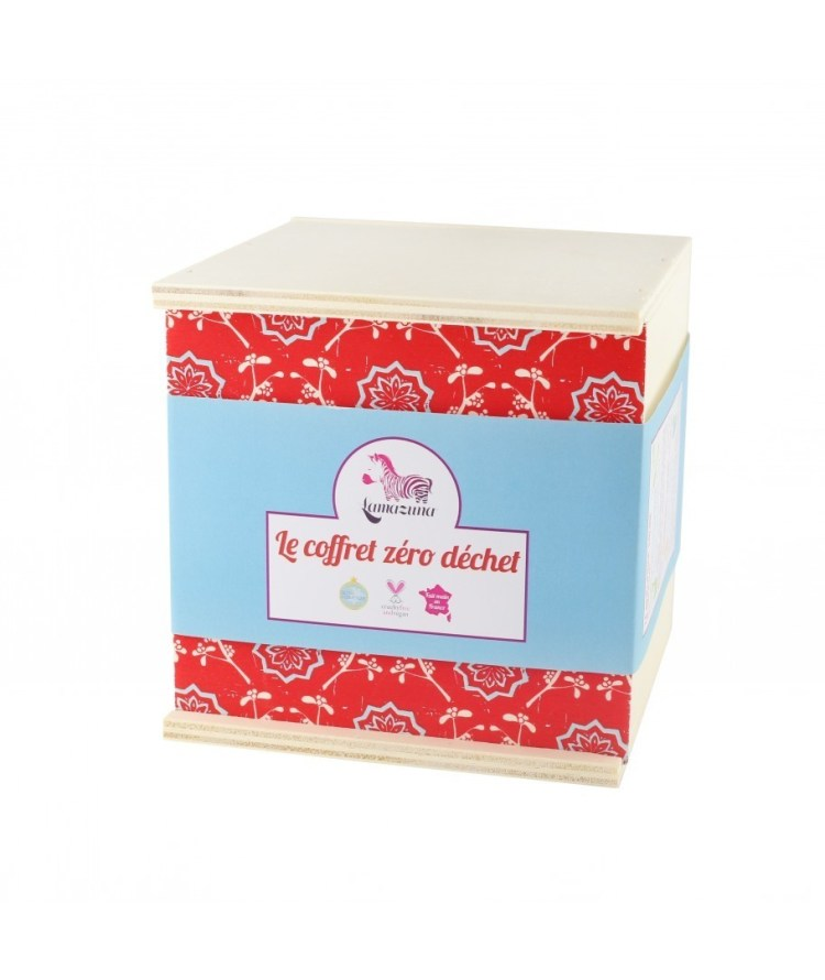 Gift Box Zero Waste - Red