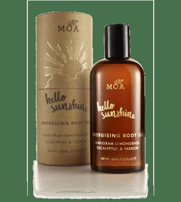 Hello Sunshine Energising Body Oil