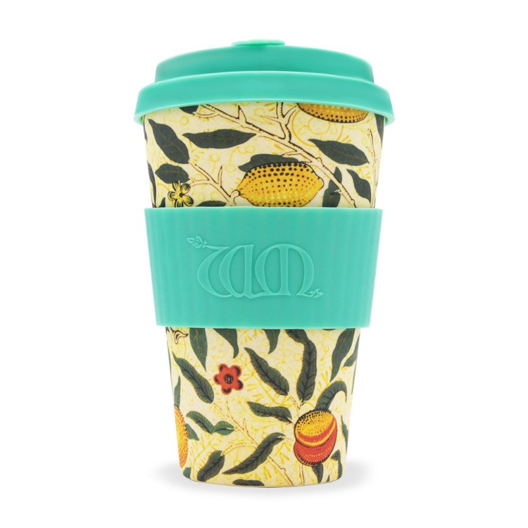 Ecoffee Cup - William Morris: Pomme 400ml