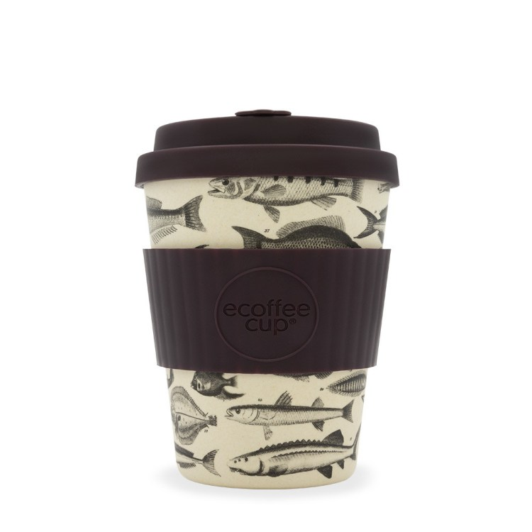 Ecoffee Cup - Fishman - 340ml