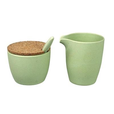 Dash & Dulce milk&sugar set (Willow green colour)