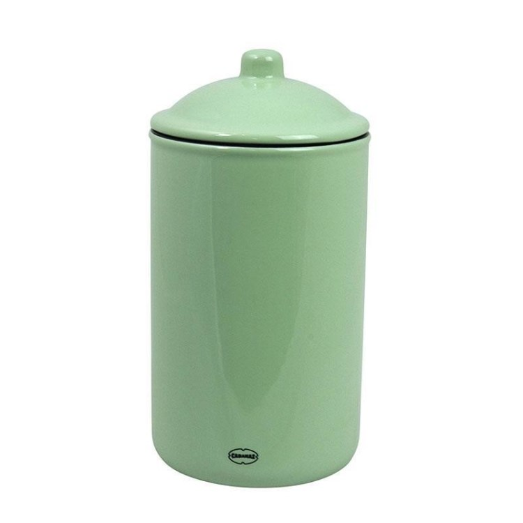 Storage Jar - Green - 1000ml