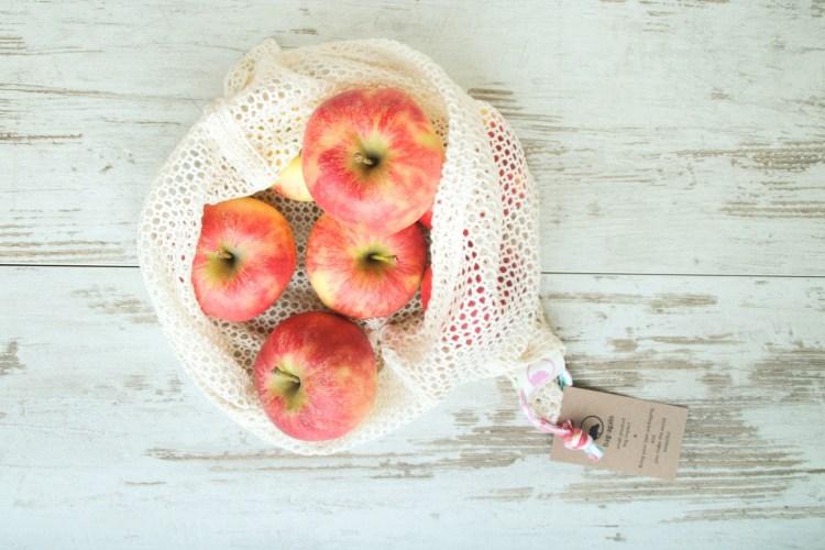 Large Bulkbag - cotton fruit & vegetable bag